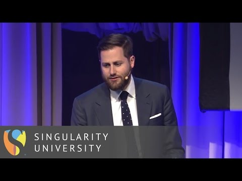 The 5 Possibilities of Financial Technology | The Future of Finance | Singularity University