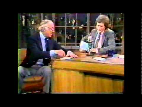 ERNIE ANDERSON ON LETTERMAN.wmv