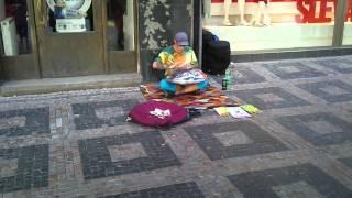 Hráč - Václavské náměstí