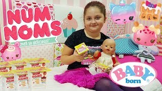 (0.20 MB) 👶🏽 BABY BORN 🍒 NUM NOMS OPENBOX Mp3