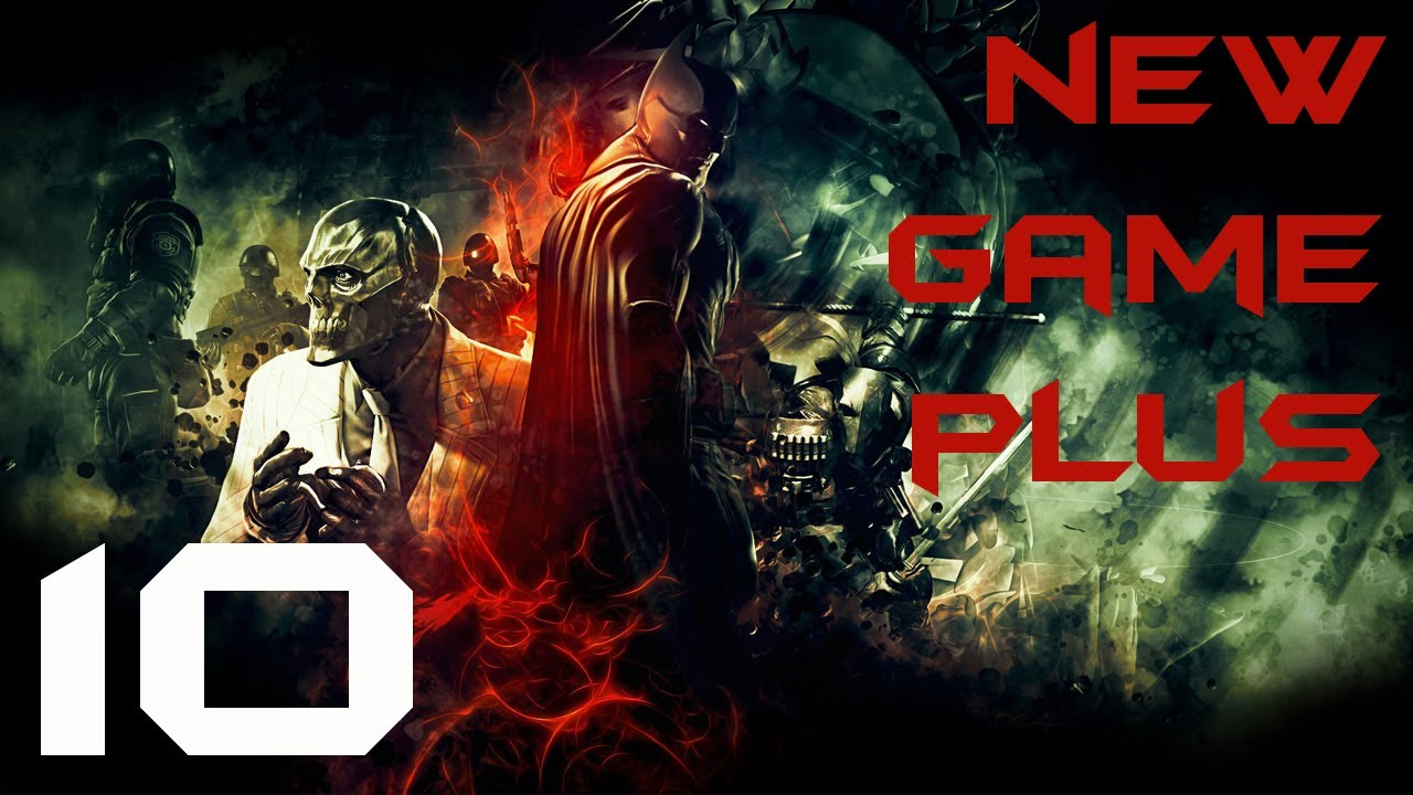 Batman: Arkham Origins - New Game Plus Guide - [10 ...