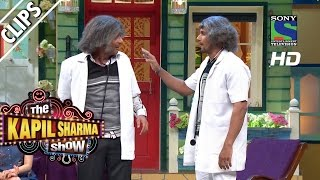 Who is this Dr. Mashoor look alike - The Kapil Sharma Show - Episode 15 - 11th June 2016