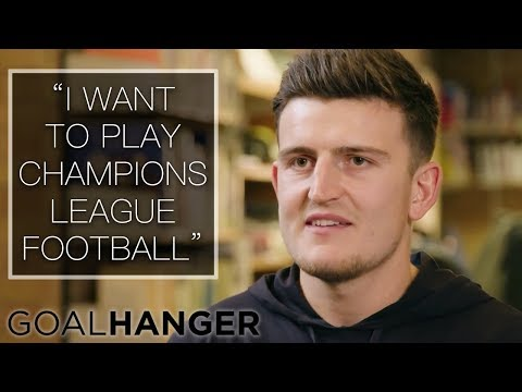 Harry Maguire EXTENDED INTERVIEW | The Premier League Show