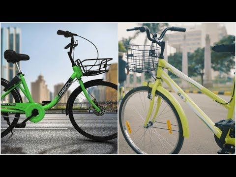 Zoomcar Cycle Rental in India | New innovation after Ola/Uber cab
