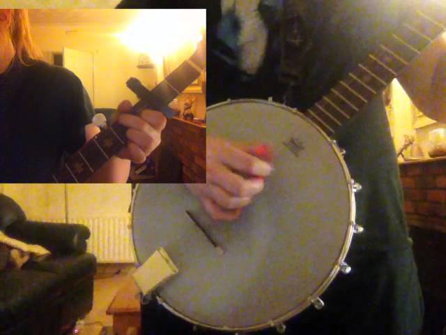 Taylor Swift - Love Story (Banjo Cover) + Chords - YouTube