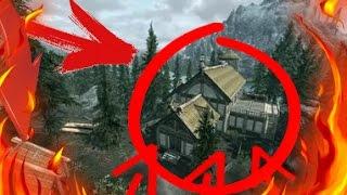 "Как установить мод ""Hearthfire"" на стройку дома в Skyrim"