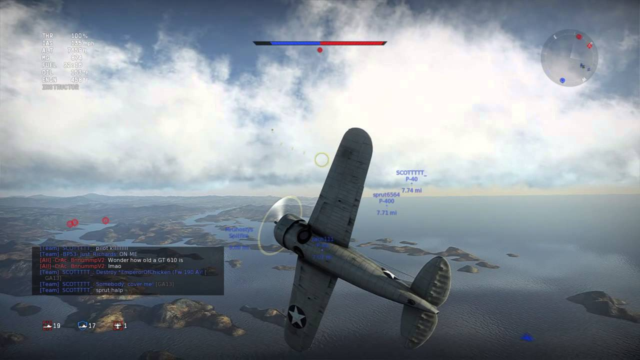 F11f war thunder ps4