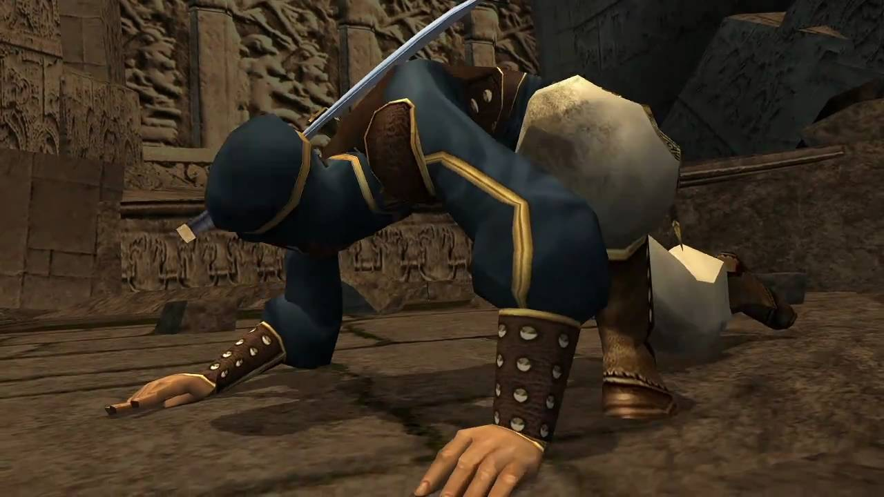Prince Of Persia The Sands Of Time Hd Gameplay Ps3 Youtube