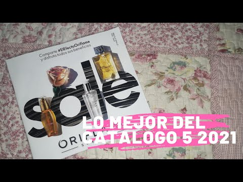 CATALOGO 5 ORIFLAME 2021