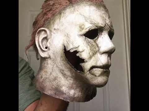 "Halloween 2020 - Michael Myers Mask Fear focused studios ATF ""AFTER THE FIRE"" Halloween 2020 concept"