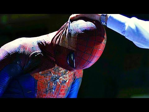 Thumbnail: Unmasking Spider-Man (Scene) - The Amazing Spider-Man (2012) Movie CLIP HD