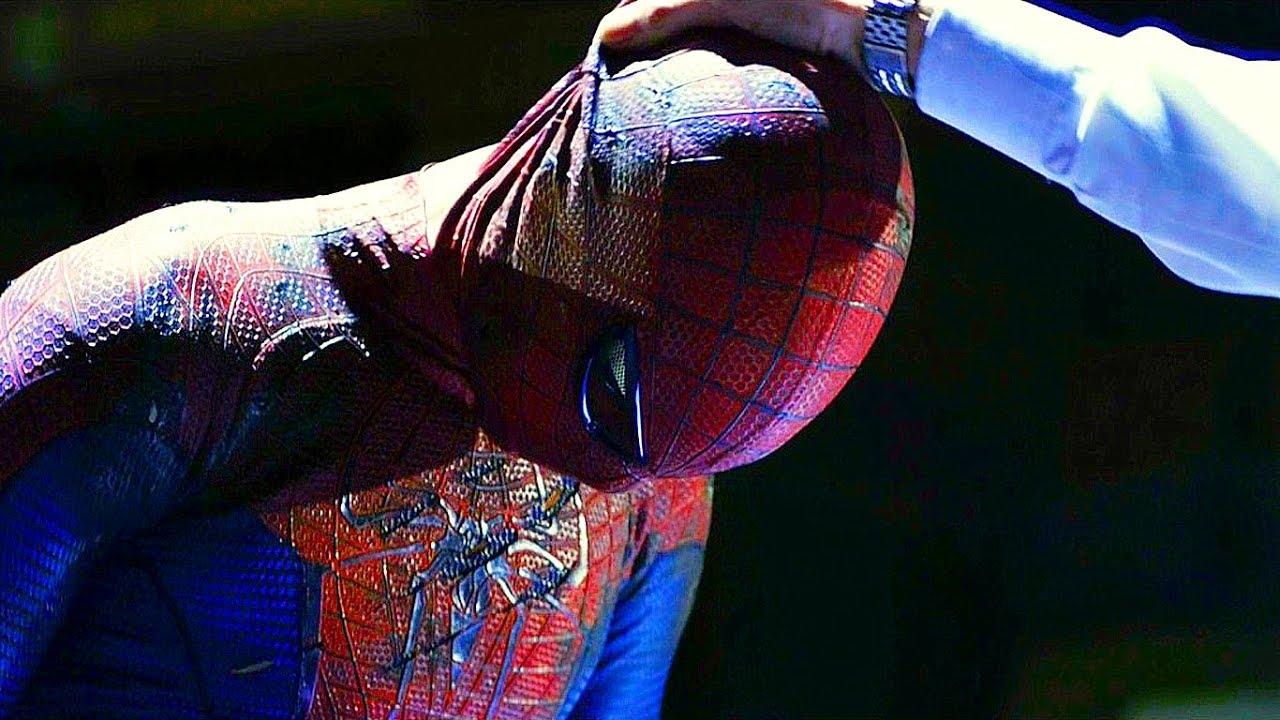 Download Unmasking Spider-Man (Scene) - The Amazing Spider-Man (2012) Movie CLIP HD