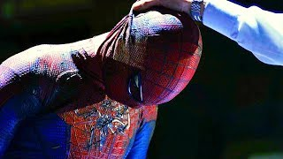 Unmasking Spider-Man (Scene) - The Amazing Spider-Man (2012) Movie CLIP HD