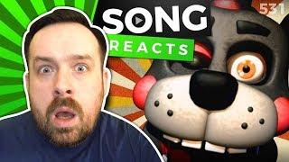 Reaction: FNAF 6 Song