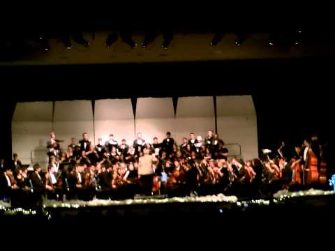 Love Came Down at Christmas-JJHS Symphony Orchestra/Concert Corale
