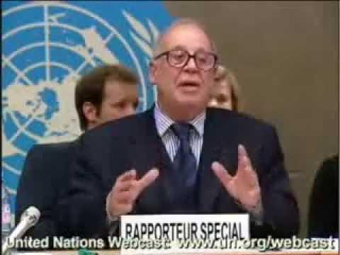 Jean Ziegler à l'ONU : 100 000 morts de faim par jour
