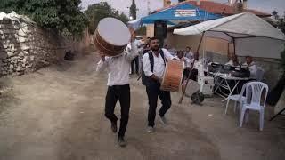 Kırşehir Toklumen Köyü Taylan Kanık ın Düğünü 2 Çok Güzel Davul Fasılı