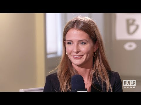 Millie Mackintosh Talks About Her Latest Collection At London Fashion Week