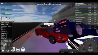 Roblox- Simulador de Vehículo [Alpha] (Episodio: 1)