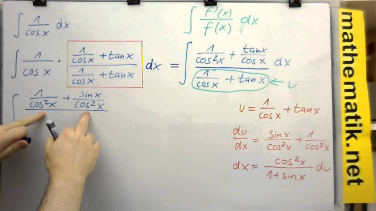 how to find limit of x 1 cosx