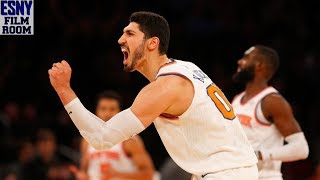 ESNY Film Room: Enes Kanter is the Heart and Soul of the New York Knicks