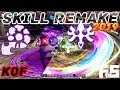 Dragon Nest PvP: Majesty And Flurry Skill Remake 2019 KOF 95 KDN Spec