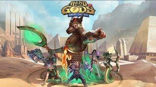 hand of the Gods (Smite Tactics) 38 Краткий обзор релизной версии игры