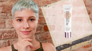 L'Oréal BB Cream C'est Maġic Review + Demonstration On How To Use It