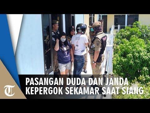 Pasangan Duda Dan Janda Kepergok Sekamar Di Siang Bolong, Mengaku Hanya Bincang-bincang