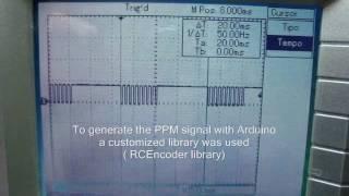 Arduino, PPM signal & Turnigy 9X - Hacking