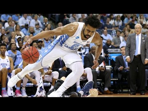 Butler vs. North Carolina: Game Highlights