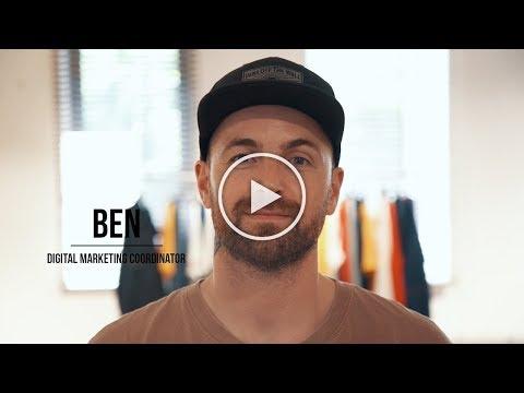Ben - Digital Marketing Coordinator, Lee