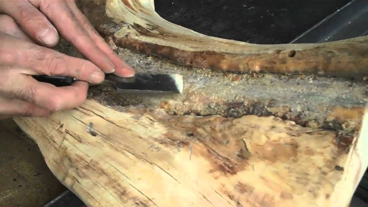 Hand Crafted Rustic Log Decor Part 2 By Mitchell Dillman   YouTube