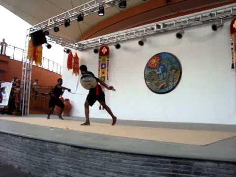Urumi (Flexible Sword) Performance