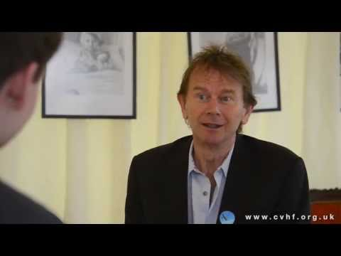 Interview with Michael Wood - Chalke Valley History Festival 2013