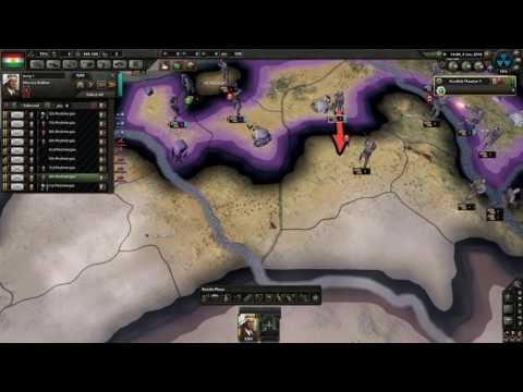 Hearts of Iron IV: Millennium Dawn- Kurdistan's Efforts
