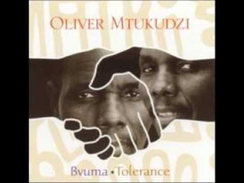 Oliver Mtukudzi-Murimi Munhu