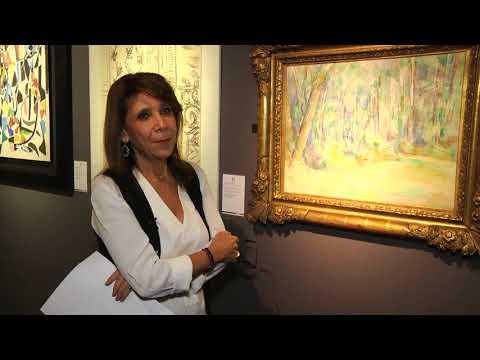Une aquarelle de Paul Cézanne aux enchères à Drouot