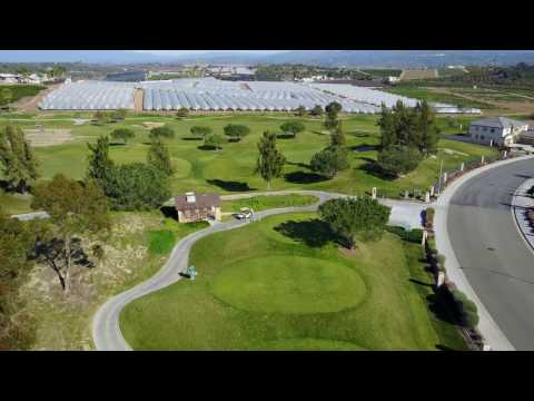 Oceanside, CA - Arrowood Golf Course with Drone | DJI Mavic Pro
