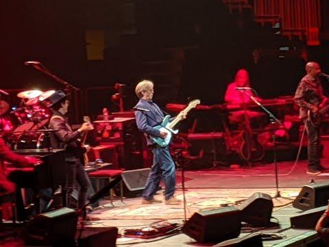 Eric Clapton Badge Live