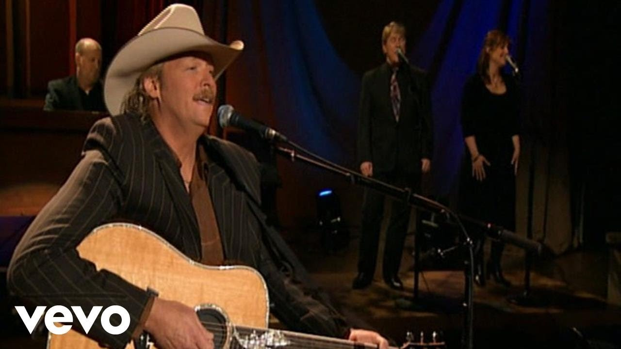 alan-jackson-i-want-to-stroll-over-heaven-with-you-live-gaithervevo