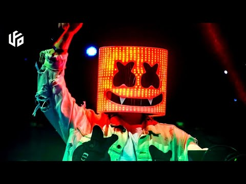 Marshmello - Alone (Unofficial Music Video) HD (Echo Wu)
