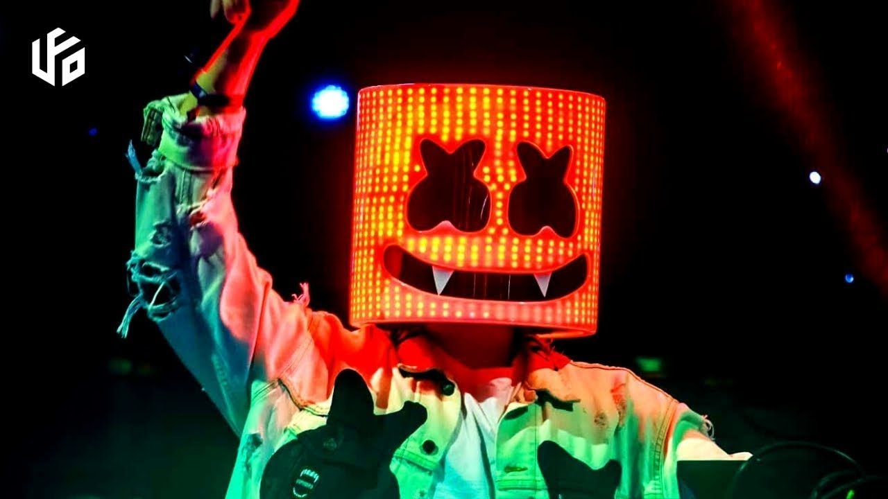 Marshmello - Alone (Unofficial Music Video) New 2019