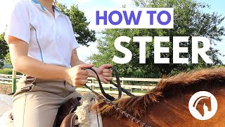 How To Steer a Hoŗse (STEP-BY-STEP GUIDE)