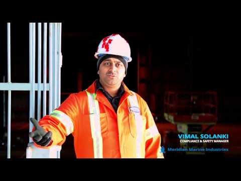 Vimal S. - Compliance & Safety Manager at Meridian Marine
