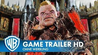 MITTELERDE: SCHATTEN DES KRIEGES – Orc Tales Trailer Deutsch HD German (2017)