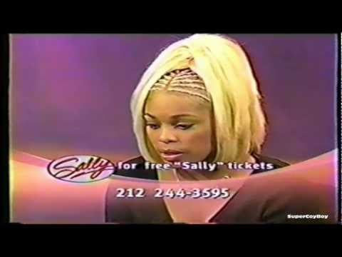 "T-Boz on Sally ""I'm 13 & too ugly to live"""