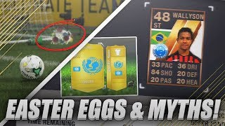 Top 5 Most MYSTERIOUS Easter Eggs in FIFA HISTORY! 🔎