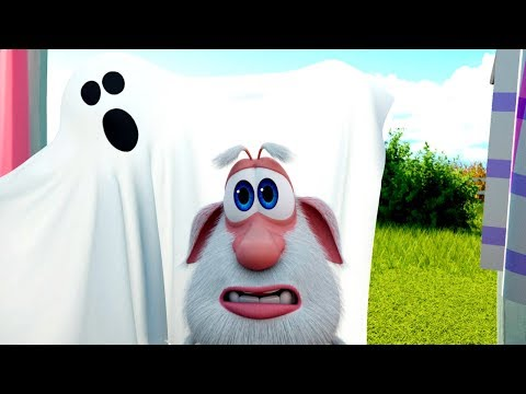 Booba - ep #39 - Go Away Spooky Ghost ???? - Funny cartoons for kids - Booba ToonsTV