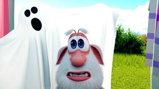 Booba - ep #39 - Go Away Spooky Ghost 👻 - Funny cartoons for kids - Booba ToonsTV